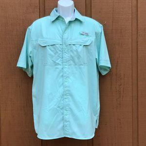 Columbia PFG Omni Shade Vented Short Sleeve Shirt